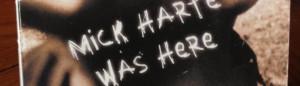 MICK HARTE Banner