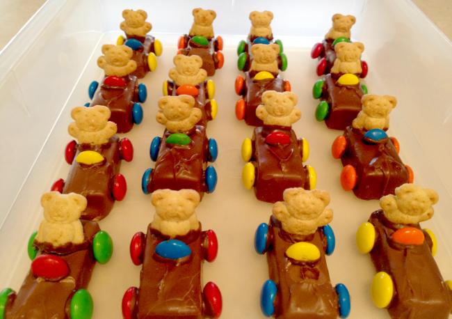 TeddyBearCars