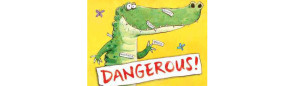 DANGEROUS!: Tim Warnes